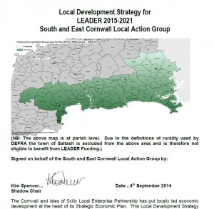 SELAG Local Development Strategy