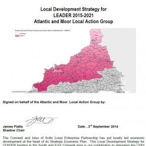 Atlantic and Moor LAG Local Development Strategy