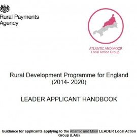 Atlantic and Moor LAG Applicant Handbook