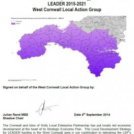 Download the West Cornwall Local Development Strategy